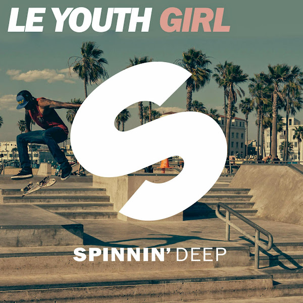 Le Youth - Girl - Single  Cover
