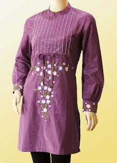 blus muslim untuk pesta