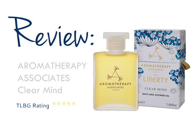 Review: Aromatherapy Associates Clear Mind