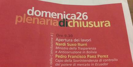 A Contromafie Roma Ottobre 2014