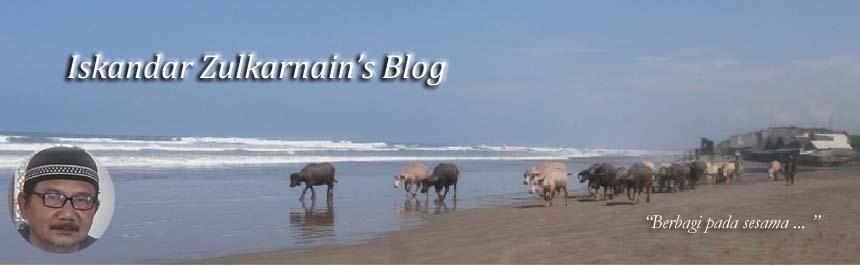 Iskandar Zulkarnain's Blog