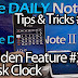 Galaxy Note 3 Tips & Tricks Episode 28: Hidden Feature #2, Desk Clock Appears When Docked