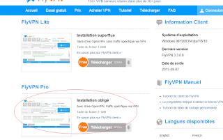 Télécharger un VPN pour les journalistes