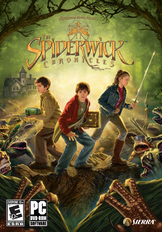 სპაიდერვიკი – ქრონიკები/The Spiderwick Chronicles (2008 )