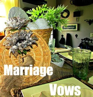 Redneck Marriage Vows
