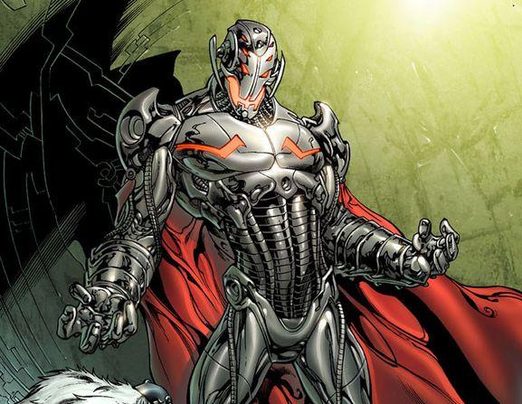 10 Musuh Avengers Terhebat Sepanjang Masa: Ultron