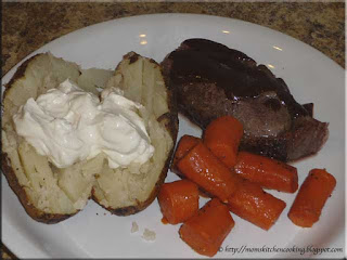 chuck 7 bone roast dinner