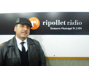 Recital de Prosa Poética en Radio Ripollet