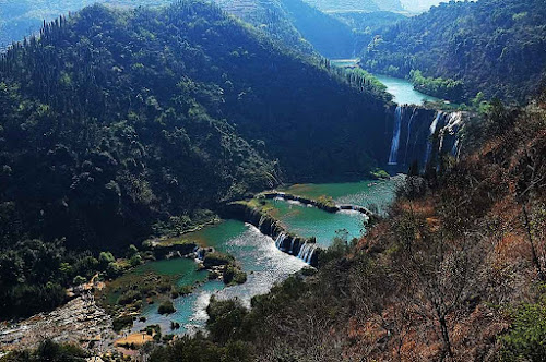 Jiulong Waterfall - China