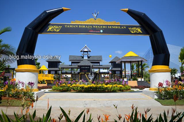 Royal Garden of Negeri Sembilan