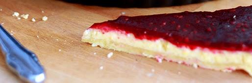 Zitronen-Brombeer-Tarte