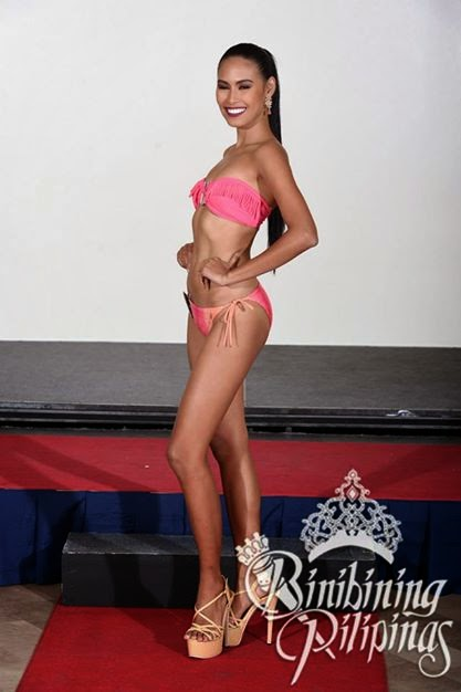 Bb. Pilipinas 2015 deaf candidate Christine Balaguer disqualified