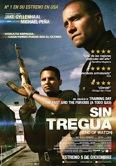End of Watch - Sin Tregua
