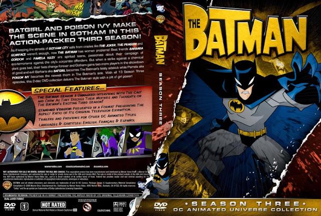 The batman temporada 3 completa 2004 serie dc identi Gotham temporada 3 espanol