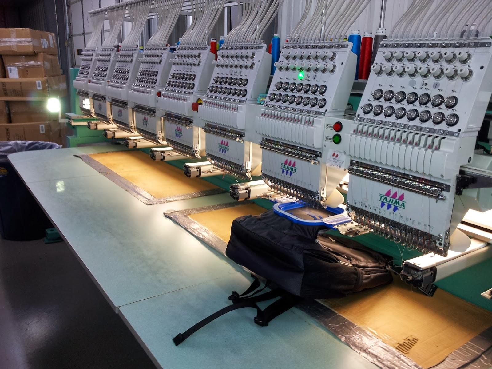 embroidery machine for sale tajima