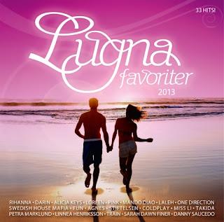 capa cd– Lugna Favoriter 2013