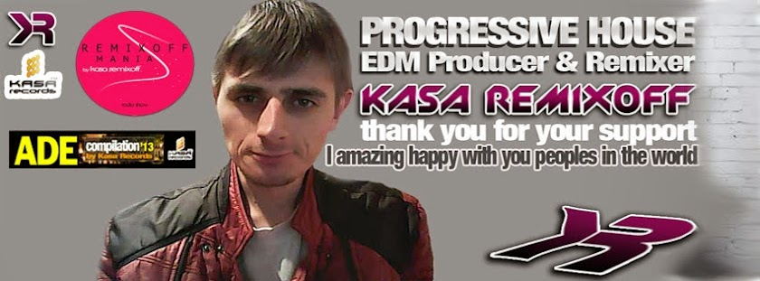 KASA REMIXOFF OFFICIAL PAGE