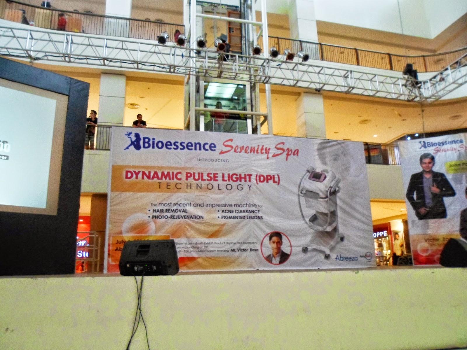 Bioessence DPL (Dynamic Pulse Light) Technology Launch at Abreeza, Davao
