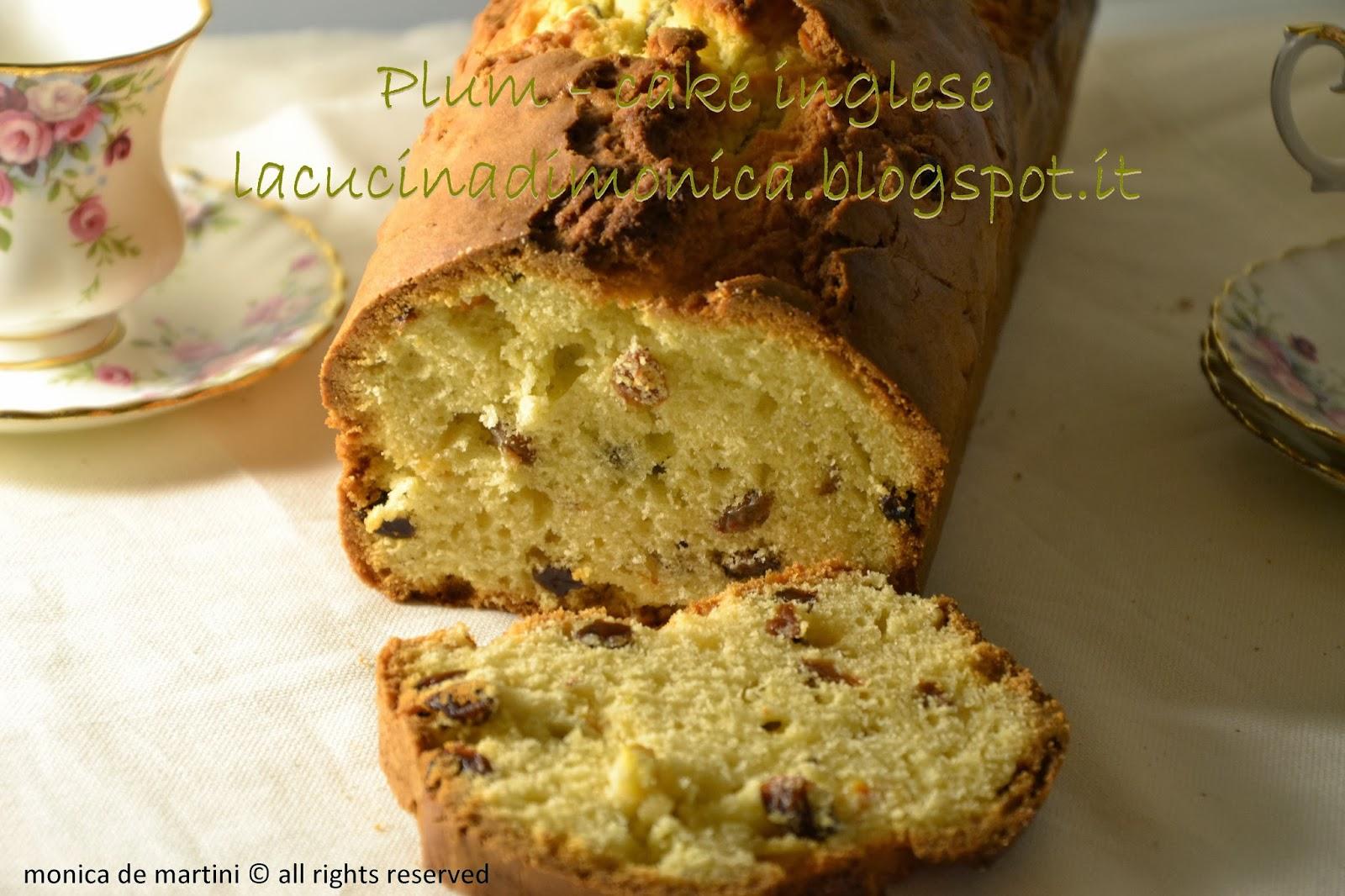 plum - cake
