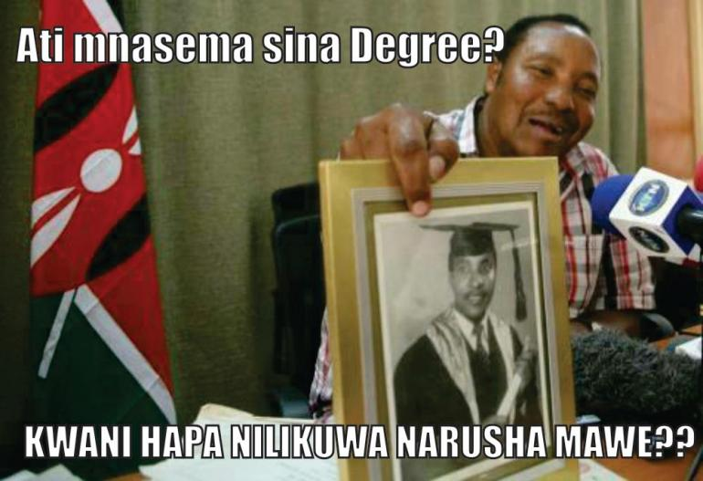 Image result for waititu memes