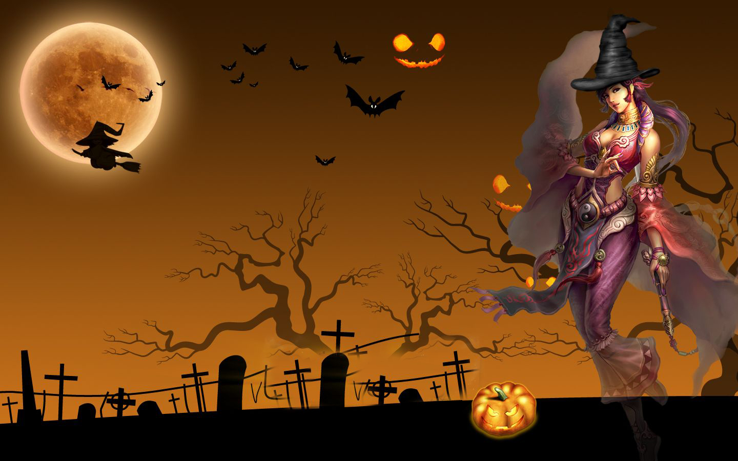 New Trend hallowen images