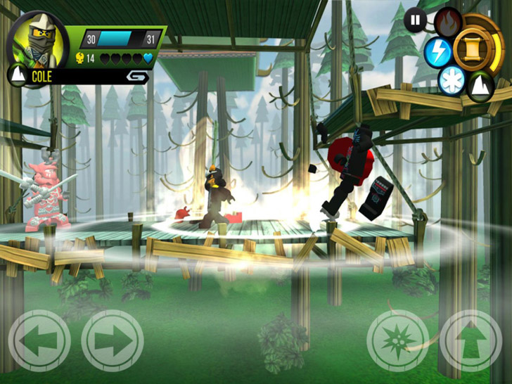 LEGO Ninjago - The Final Battle Free App Game By