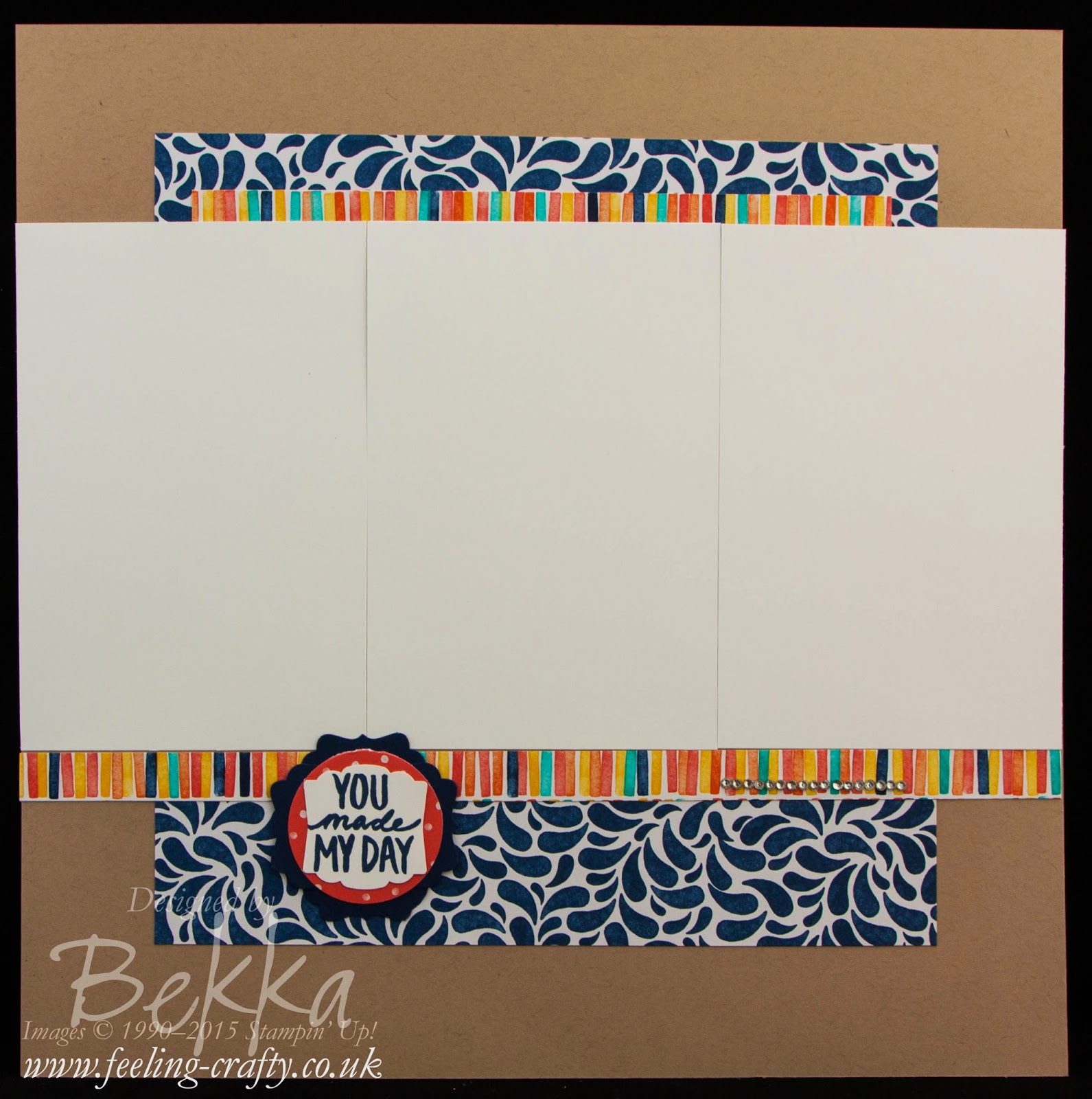Best Day Ever Scrapbook Start Point - Check out this blog for Scrapbook Inspiration every Saturday