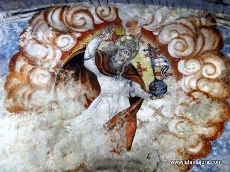 Pinturas Iglesia Arties, Romanico Aran