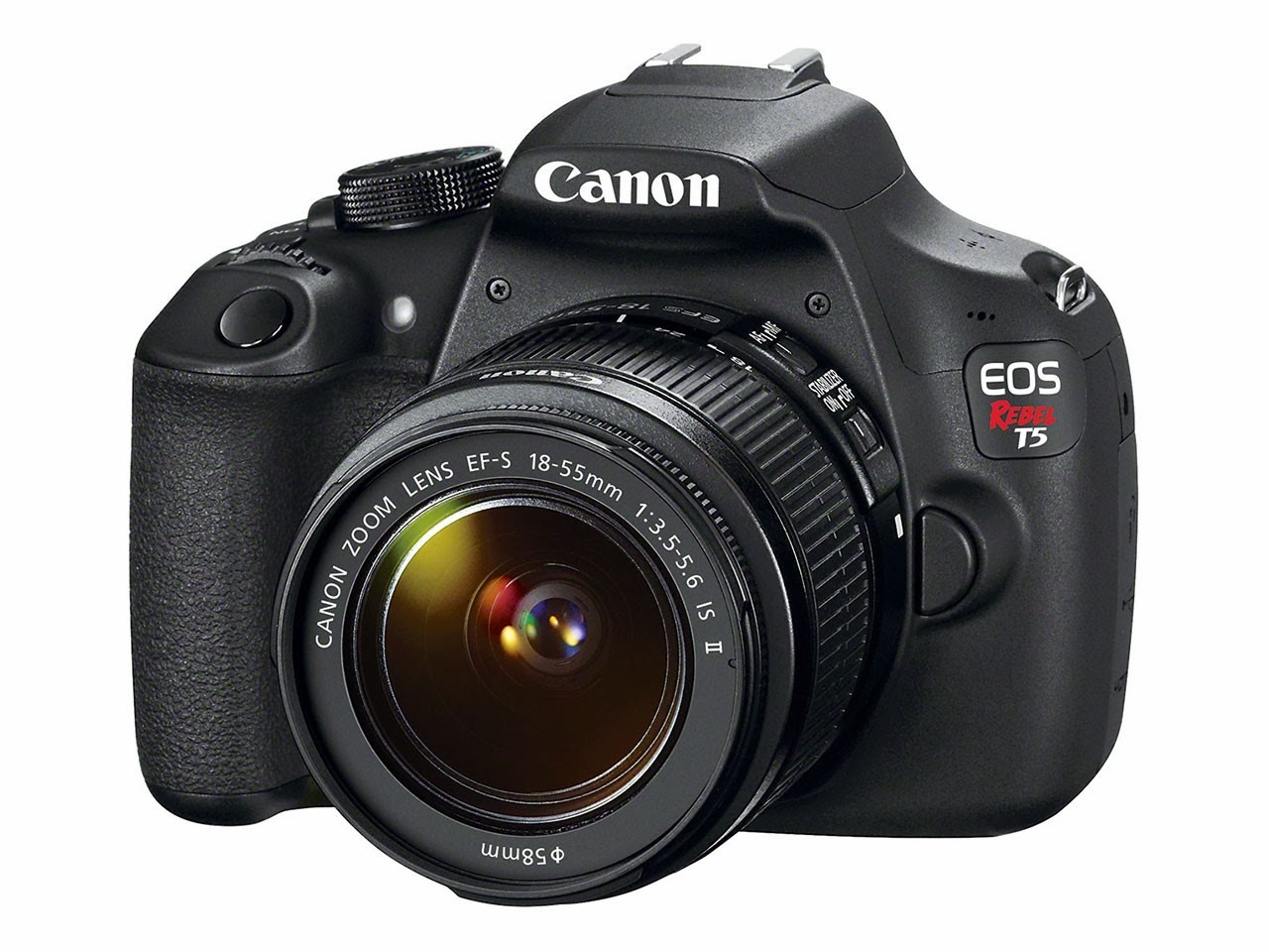 Canon Rebel T5, Canon EOS 1200D, new entry level DSLR, new Canon EOS, DSLR camera, Canon lens, Full HD, third party lens