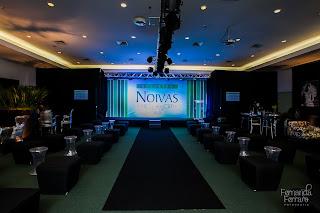 puf preto, banqueta diamond,palco, thiago calil, decoração, exposição