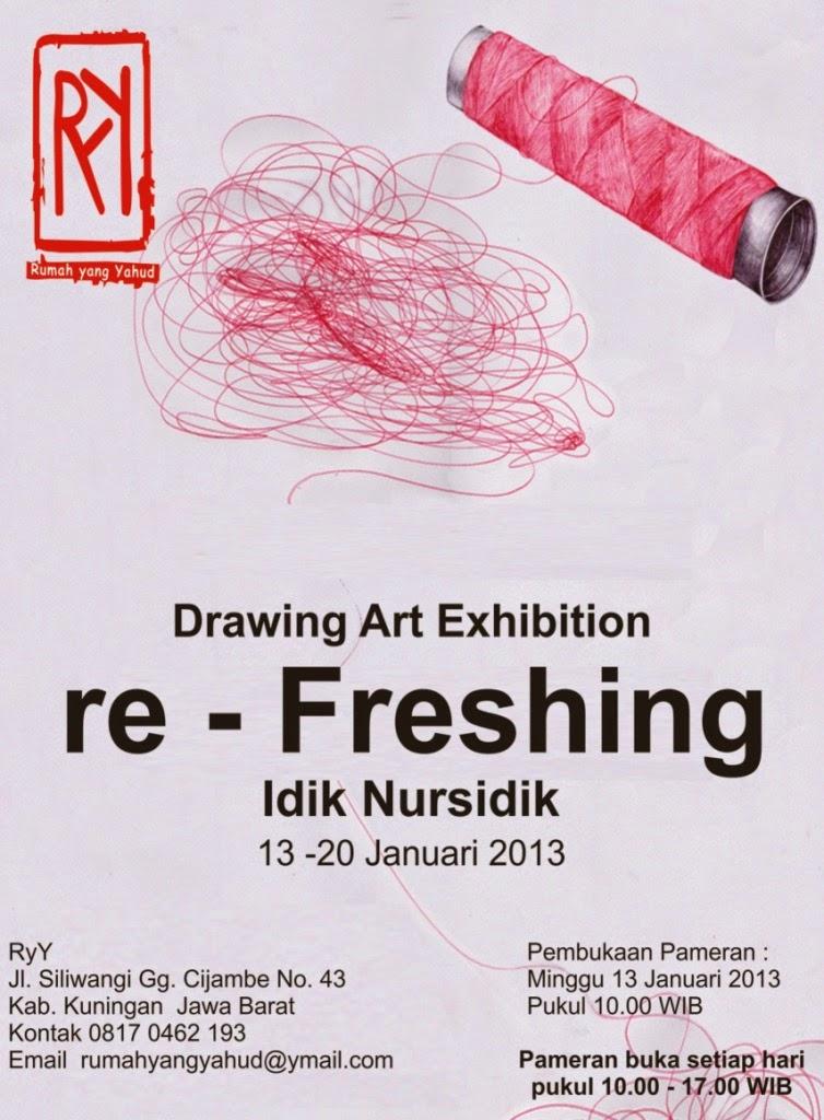 Fine Arts Exhibition: Re-Freshing, fine art, fine, art, arts, fine arts, fine art exhibition, fine arts exhibition, Kuningan arts