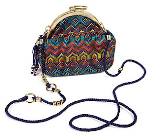 Duro Olowu jcpenney collabo - Iris rounded frame bag - iloveankara.blogspot.co.uk