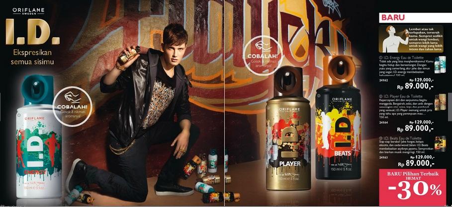 Parfum Wangi Pria Terbaru I.D EdT | Heni Bakara 0813 8839 6003