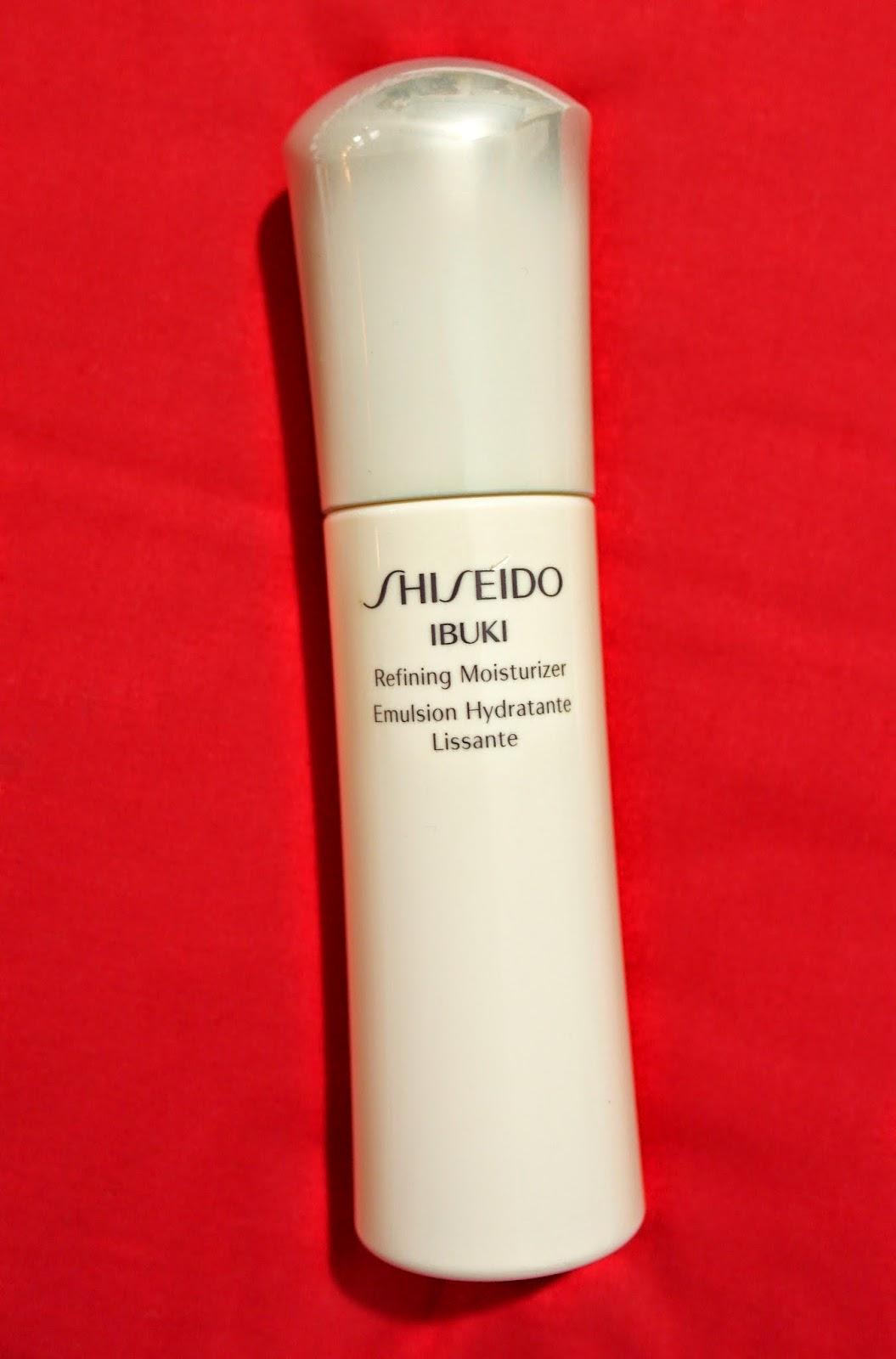 Shiseido IBUKI Refining Moisturizer Yağlı Ciltler İçin Nemlendirici