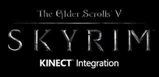 skyrim kinect support