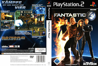 Download Game Fantastic 4 PS2 Full Version Iso For PC | Murnia Games