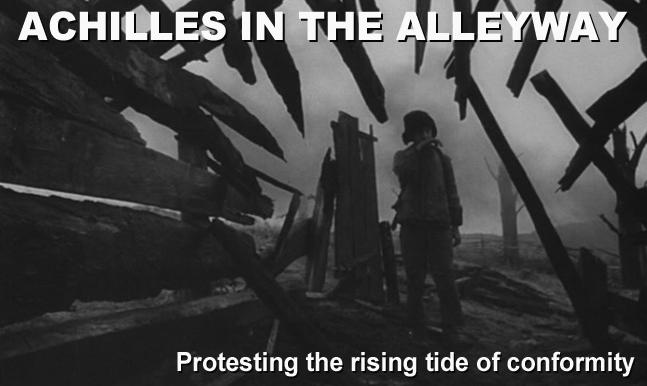 Achilles In The Alleyway