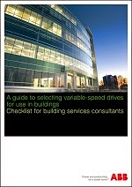Checklist for building services consultants