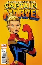 Captain Marvel Carol Danvers Kelly Sue DeConnick