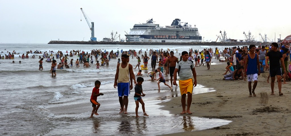 El Murciélago Beach Manta Celebrity Infinity
