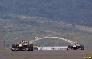 Jelang F1 GP Turki 2011