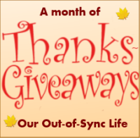 Join Our Month(+) of Weekly Giveaways