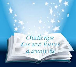 Challenge 100 livres à lire (permanent)
