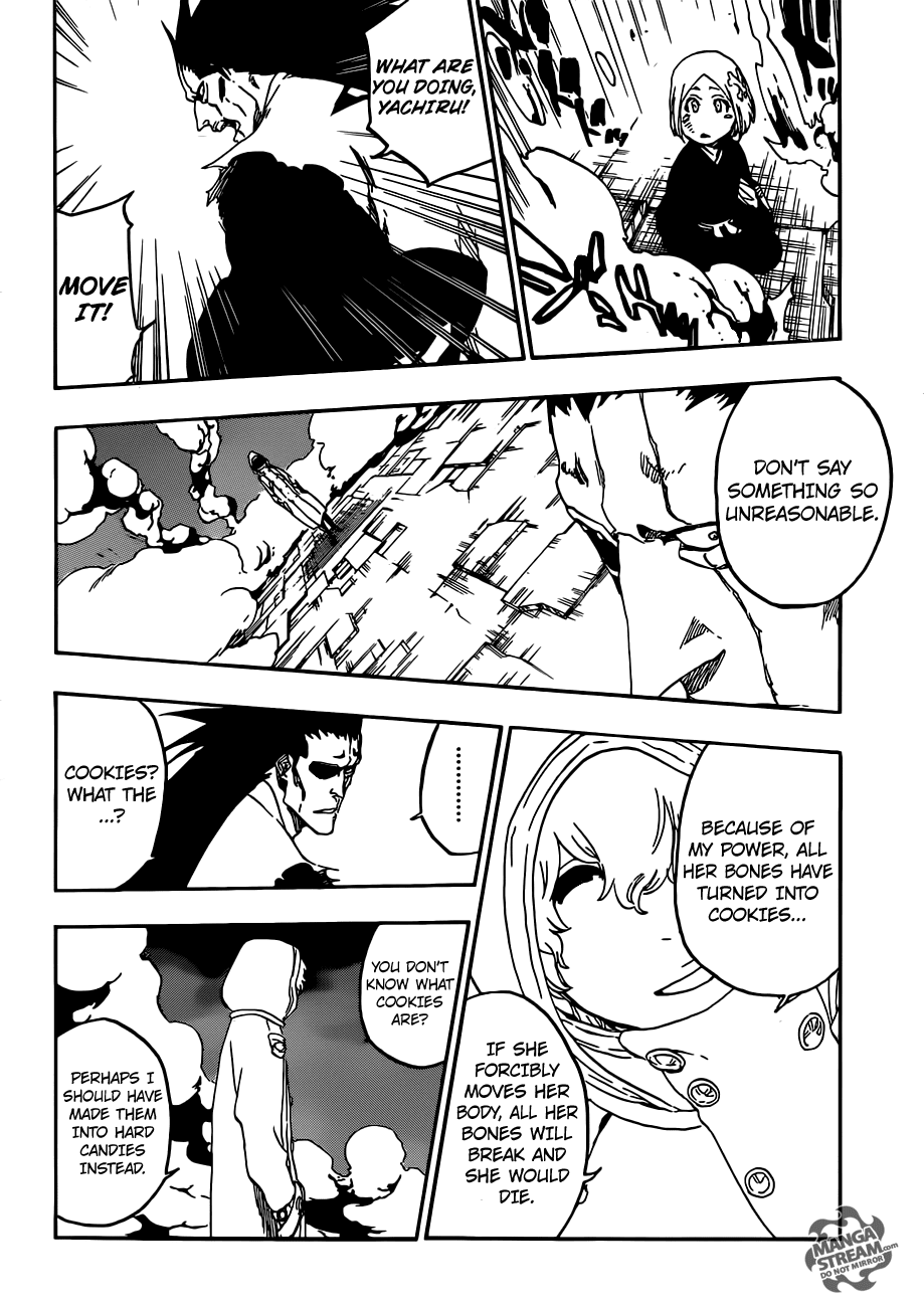 Bleach 574 - Death in Vision
