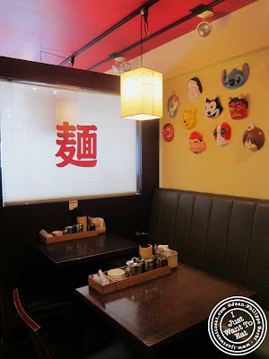 Image of Dining room of Hide-Chan ramen in NYC, New York