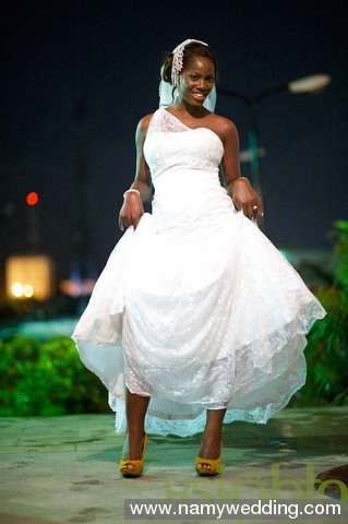 Pictures From Obiwon's Church Wedding & Reception. 13