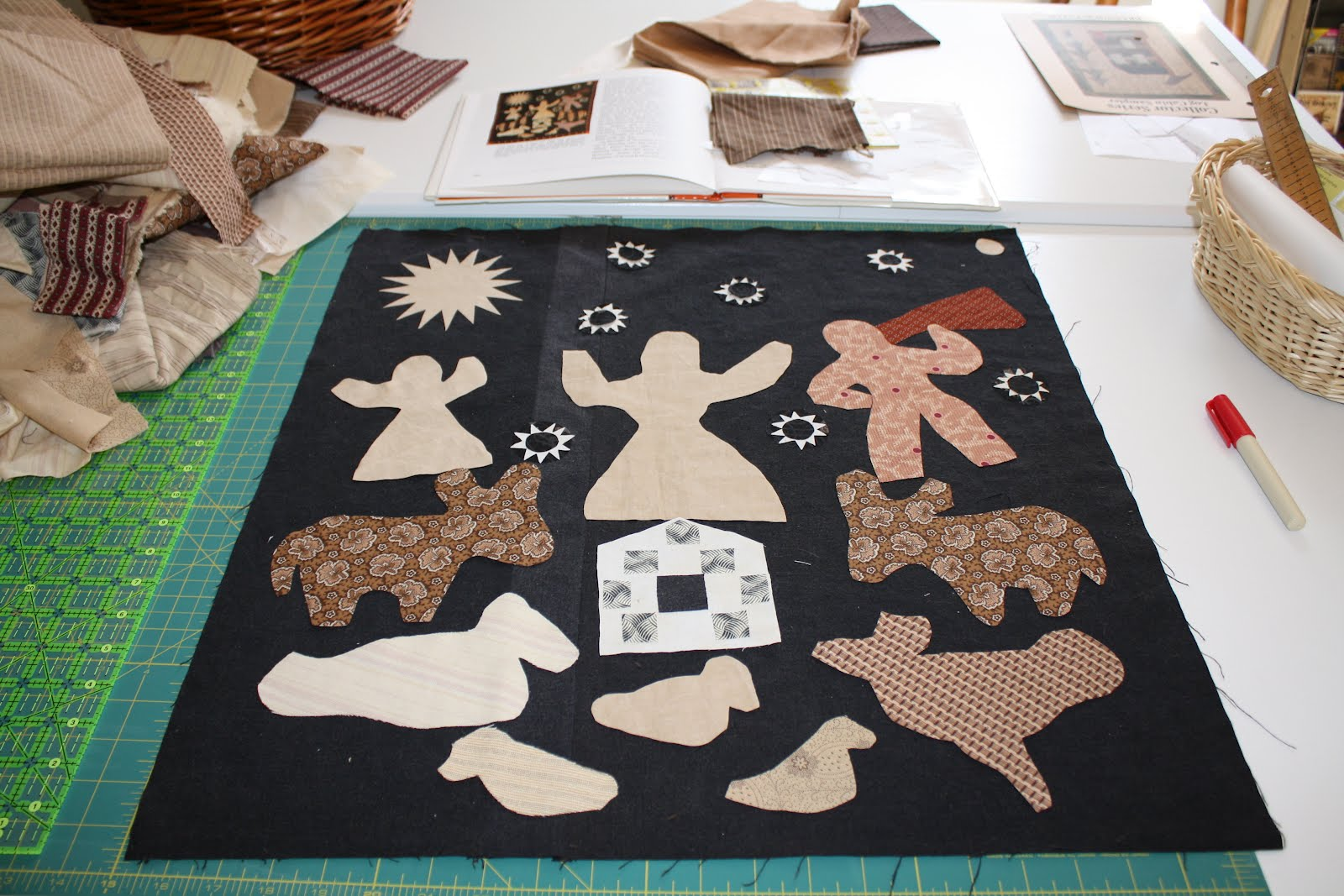 Tom Miner Quilts and Folk Art: Pictorial Quilt and Collector ... : pictorial quilt artists - Adamdwight.com