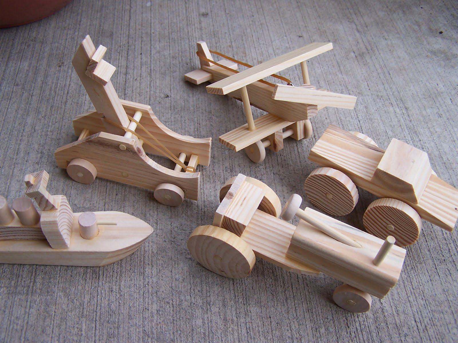Toy Plans, Woodworking Plans and Patterns by WoodcraftPlans.com