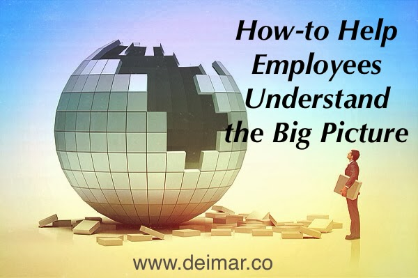 How-to Help Employees Understand the Big Picture