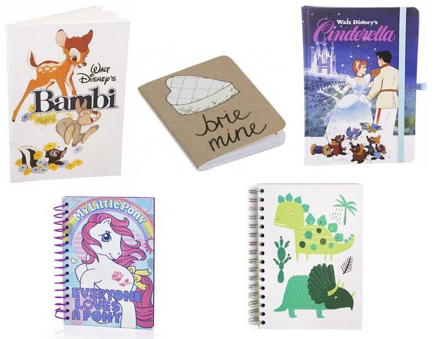 Notebook wishlist